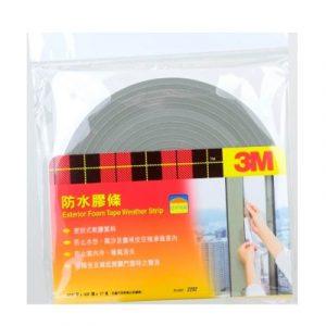3M防水海綿膠條