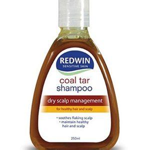 Redwin 維特護  煤焦油香味洗髮露 250ml (澳洲製造)