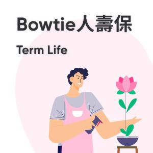 [Bowtie] 人壽保|純人壽保障