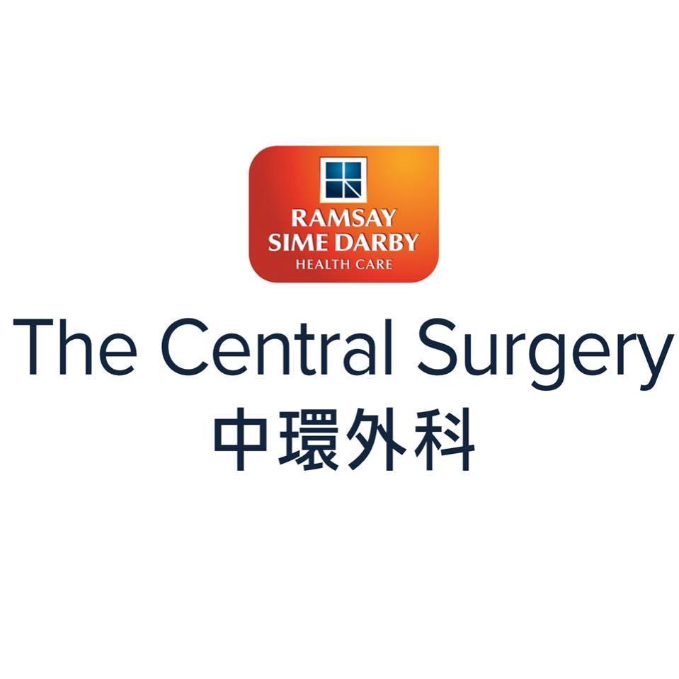 Central Surgery logo