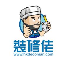 DECOMAN square logo