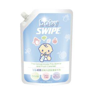 Baby SWIPE 奶瓶及蔬果濃縮洗劑(補充裝) 1000ml